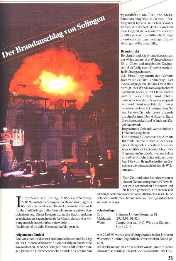 Brandanschlag von Solingen