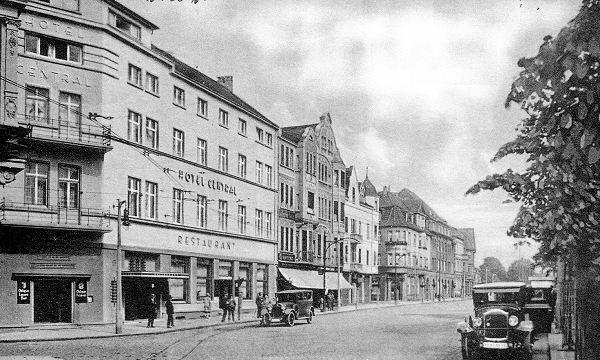 Wenke mein solingen ohligs for Hotel wuppertal elberfeld