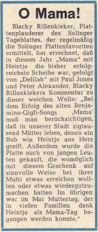Wenke: Mein Solingen / show 68 - 2
