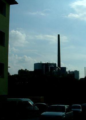 Müllverbrennungsanlage solingen